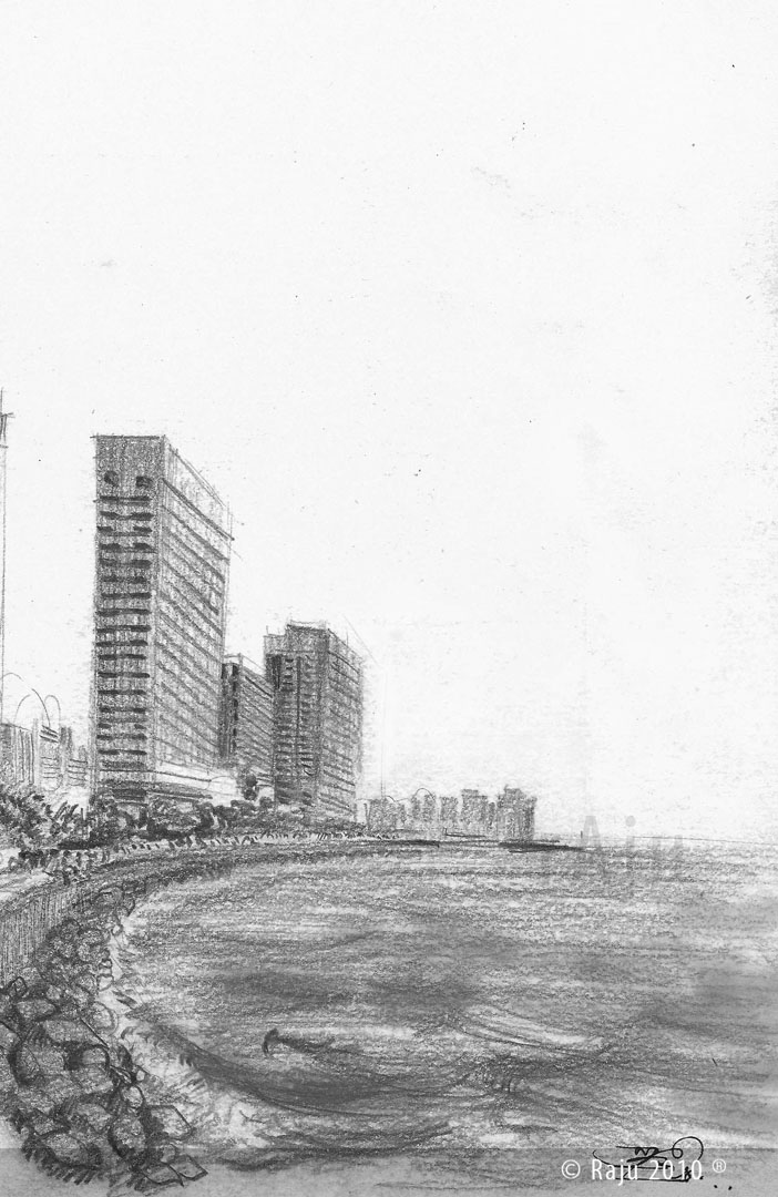 Mumbai nriman point1 medium pencil