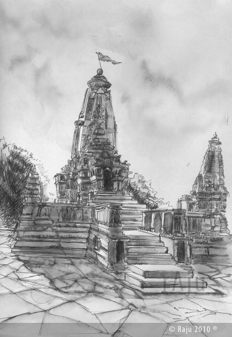 Khajuraho_Madhya Pradesh