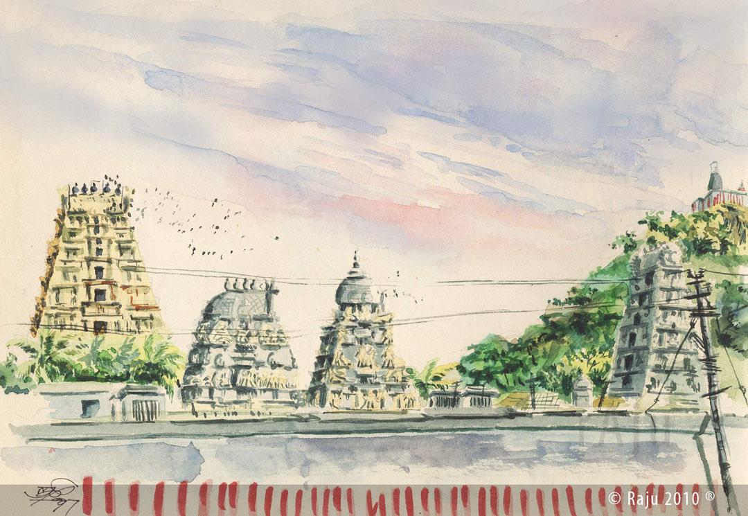 Thirukalukundram Village_03