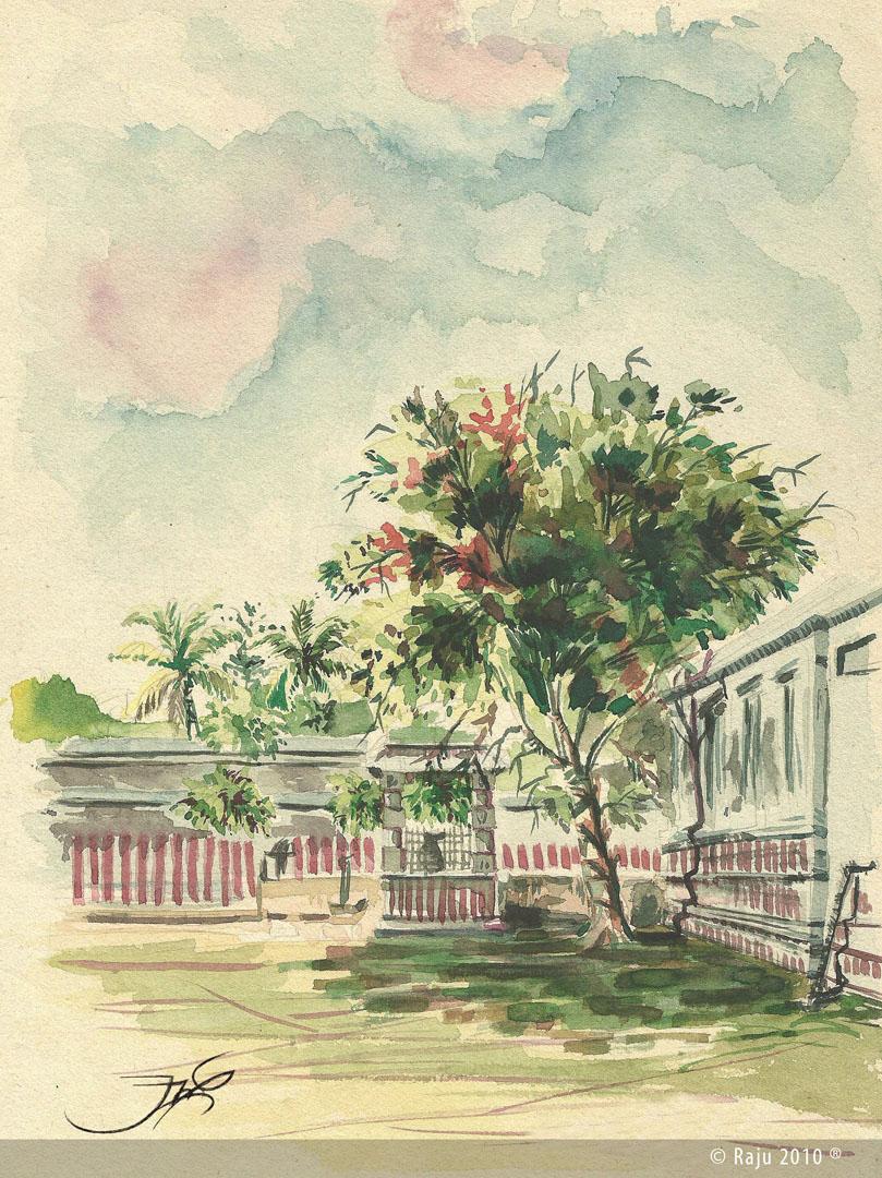 Thirukalukundram Village_06